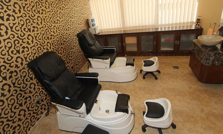 Saloon Treatment Room